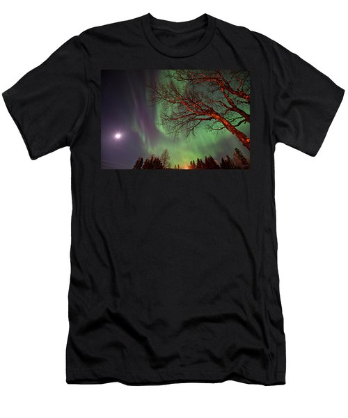 Men's T-Shirt (Athletic Fit) featuring the photograph Spirits Of The Night    by Doug Gibbons