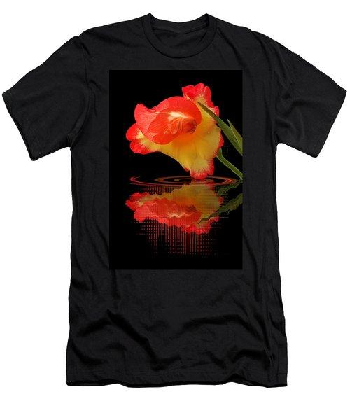 Splash Of Sunshine Men's T-Shirt (Athletic Fit)