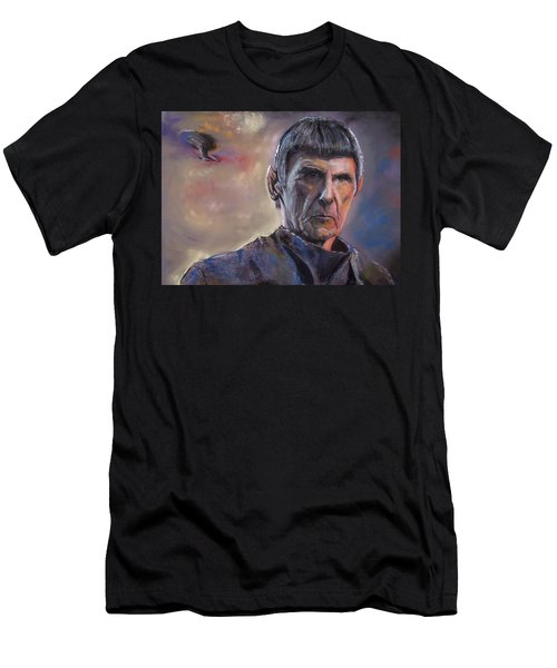 Spock Men's T-Shirt (Athletic Fit)