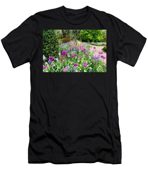 Spring Gardens Men's T-Shirt (Athletic Fit)