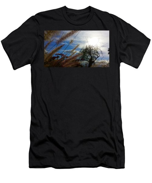 Spring In The Air Men's T-Shirt (Slim Fit) by Chris Tarpening