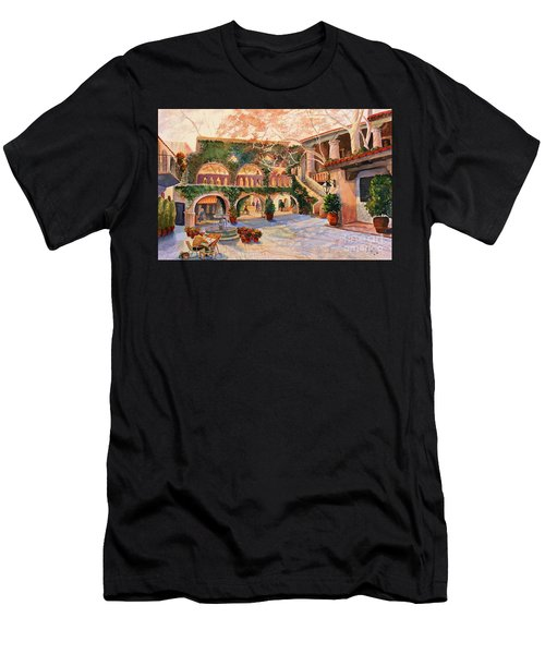 Spring In Tlaquepaque Men's T-Shirt (Athletic Fit)