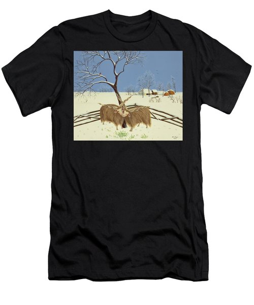 Spring In Winter Men's T-Shirt (Athletic Fit)