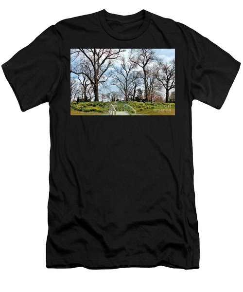 Spring Is Coming Men's T-Shirt (Athletic Fit)