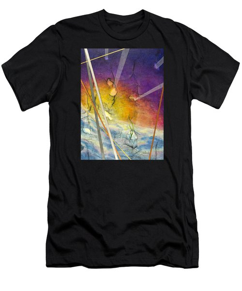 Spring Is Sprung Men's T-Shirt (Athletic Fit)