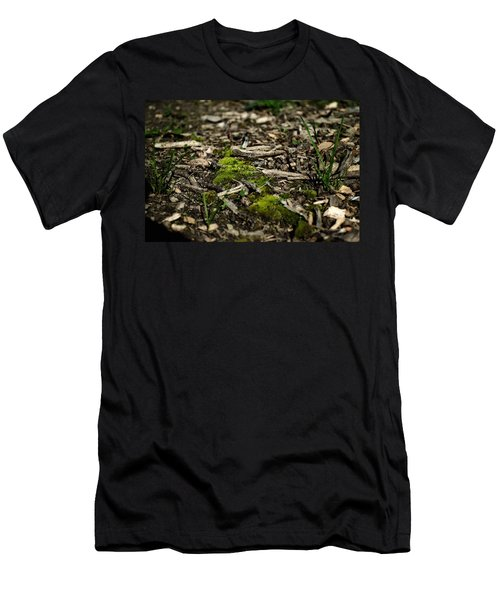 Spring Moss Men's T-Shirt (Athletic Fit)