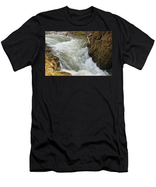Spring Rush Men's T-Shirt (Athletic Fit)
