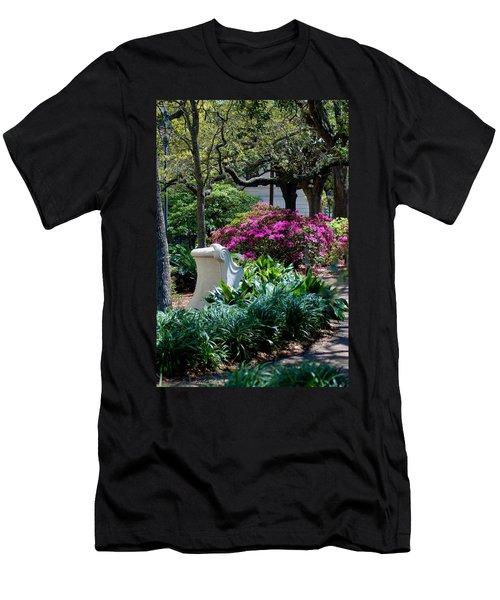Spring Solitude Men's T-Shirt (Athletic Fit)