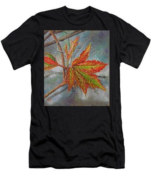 Spring Virginia Creeper Men's T-Shirt (Athletic Fit)
