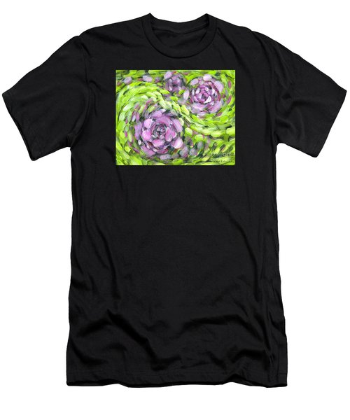 Spring Whirl Men's T-Shirt (Athletic Fit)