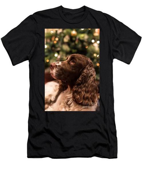 Springer Spaniel Men's T-Shirt (Athletic Fit)