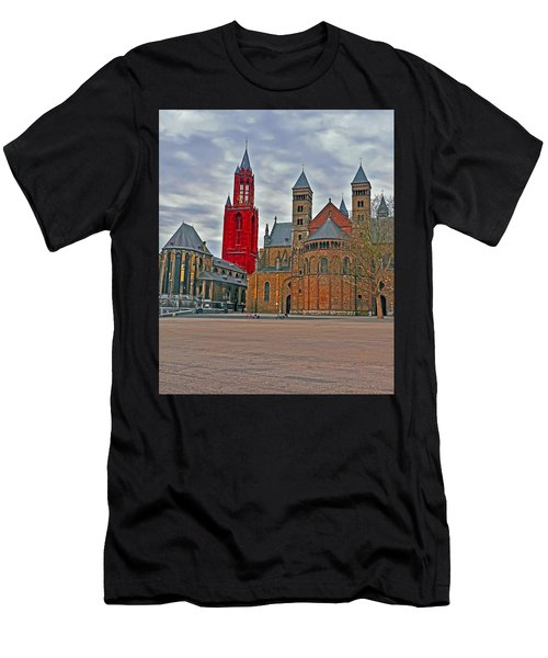 Square Of Maastricht Men's T-Shirt (Athletic Fit)