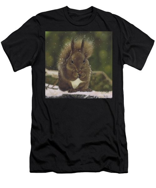 Squirrel Nutkin Men's T-Shirt (Athletic Fit)