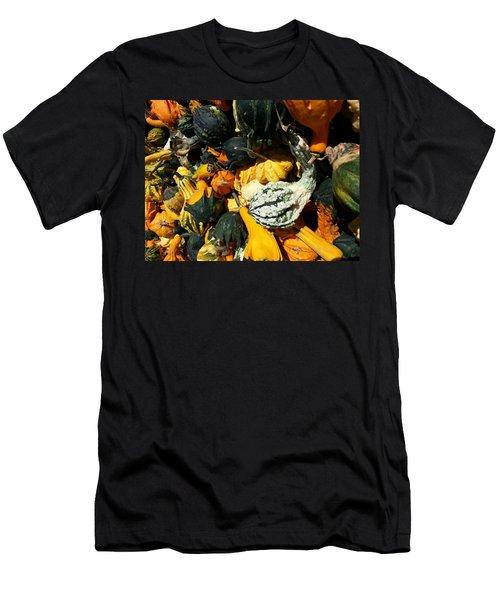Squish Squash Men's T-Shirt (Slim Fit)