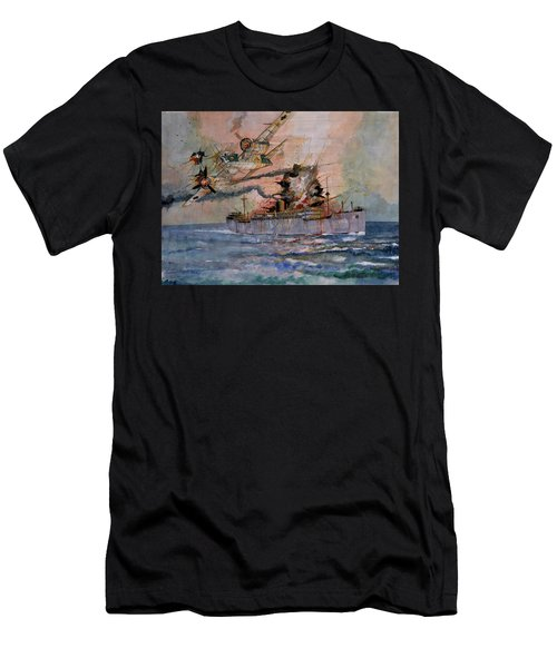 Ss Waimarama Men's T-Shirt (Athletic Fit)