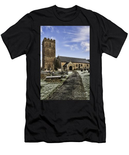 St Gwendolines Church Talgarth 4 Men's T-Shirt (Athletic Fit)