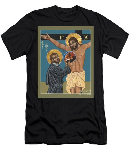 St. Ignatius And The Passion Of The World In The 21st Century 194 Men's T-Shirt (Athletic Fit)