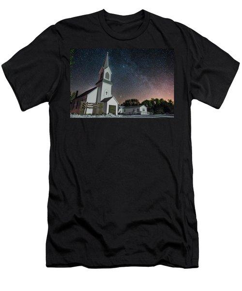 St. Jacob's Men's T-Shirt (Athletic Fit)