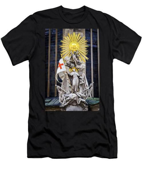St. John Of Capistrano In Vienna Men's T-Shirt (Athletic Fit)