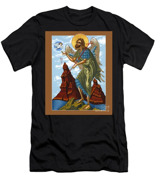St. John The Forerunner Also The Baptist 082 Men's T-Shirt (Athletic Fit)