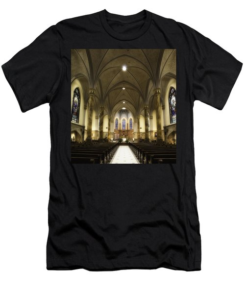 St Mary's Catholic Church Men's T-Shirt (Athletic Fit)
