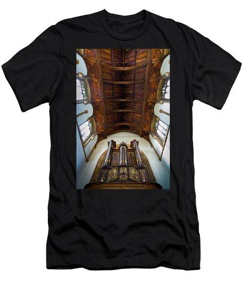 St Michael's Church Framlingham Men's T-Shirt (Athletic Fit)