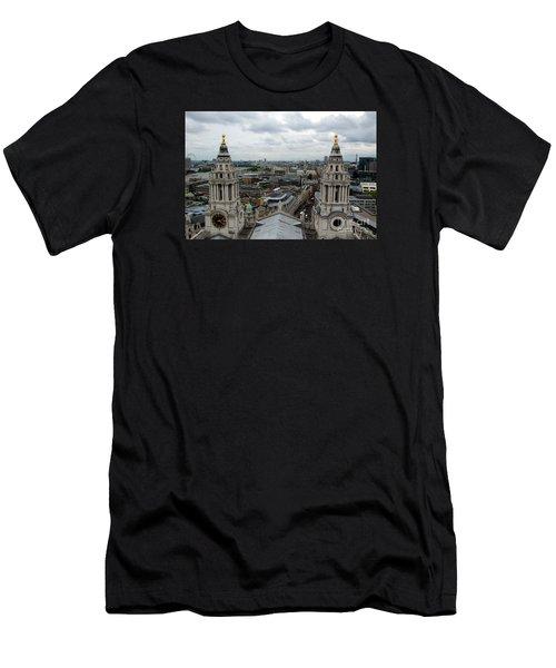 St Paul's View Men's T-Shirt (Athletic Fit)