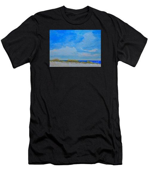 St. Pete Beach Spring Men's T-Shirt (Athletic Fit)