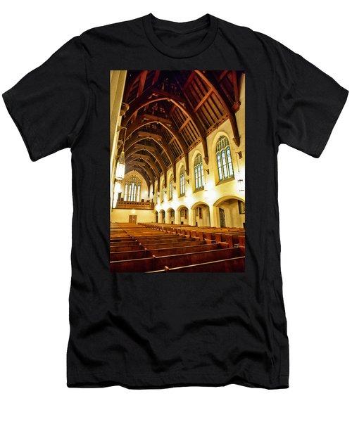 St. Vincent De Paul Church Men's T-Shirt (Athletic Fit)