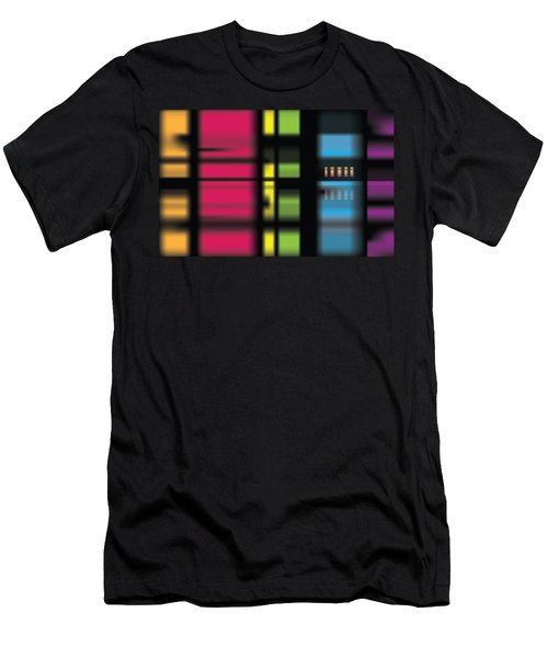 Stainbow Men's T-Shirt (Athletic Fit)