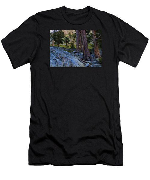 Men's T-Shirt (Slim Fit) featuring the photograph Stairway To Heaven by Sean Sarsfield