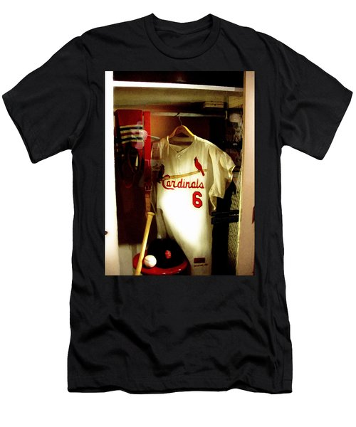Stan The Man's Locker Stan Musial Men's T-Shirt (Athletic Fit)