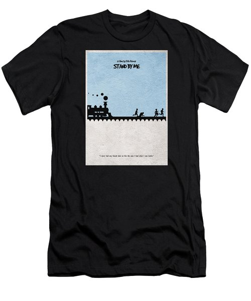 Stand By Me Men's T-Shirt (Athletic Fit)