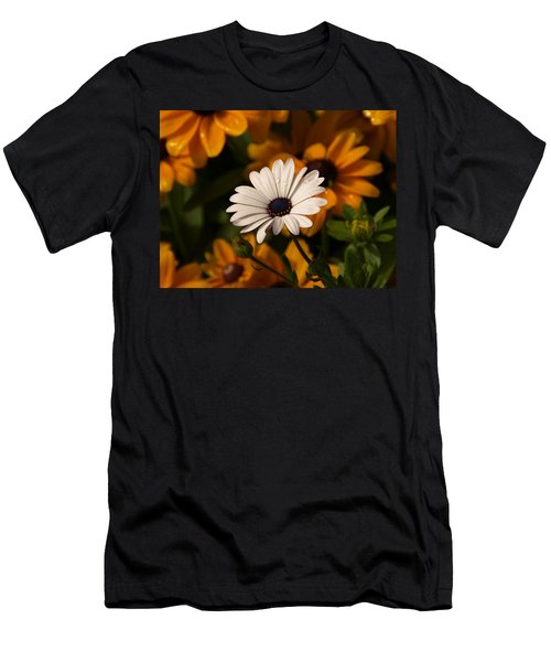 Men's T-Shirt (Athletic Fit) featuring the photograph Standing Out by James Peterson