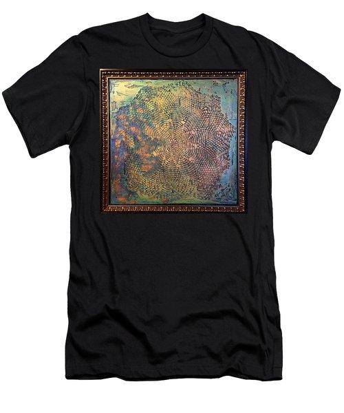 Star Masterpiece By Alfredo Garcia Art Men's T-Shirt (Athletic Fit)