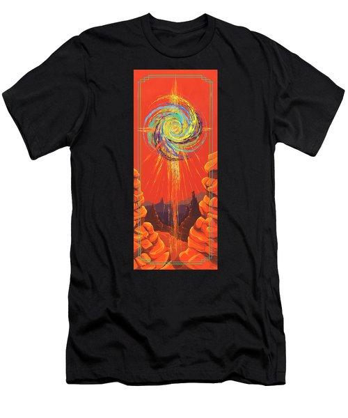 Star Of Splendor Men's T-Shirt (Athletic Fit)