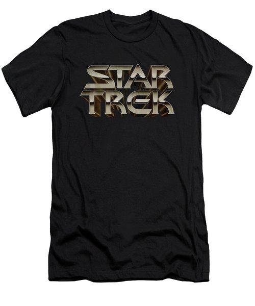 Star Trek - Feel The Steel Men's T-Shirt (Athletic Fit)