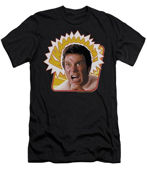 Star Trek - Khaaaaaan Men's T-Shirt (Athletic Fit)