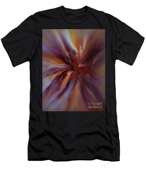 Starburst Men's T-Shirt (Athletic Fit)