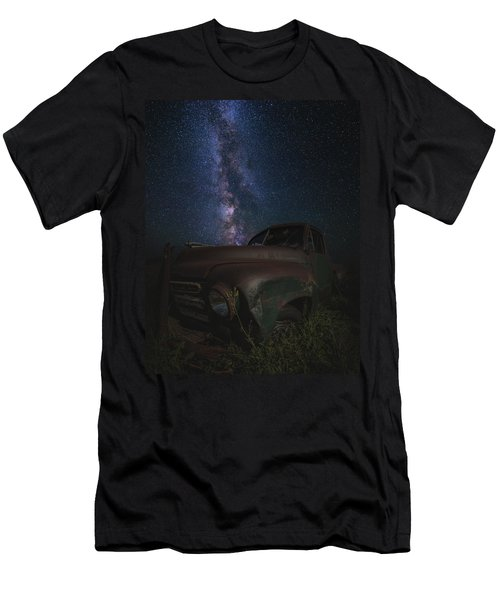 Stardust And Rust  Studebaker Men's T-Shirt (Athletic Fit)