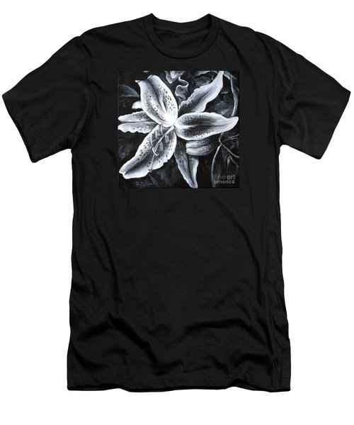 Stargazer Lilly Men's T-Shirt (Athletic Fit)