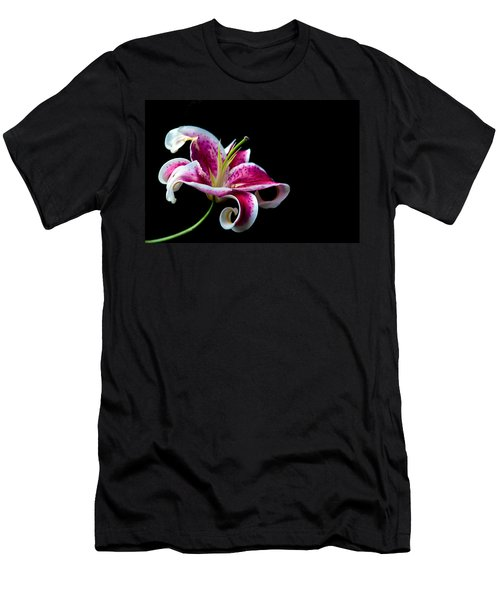 Stargazer Men's T-Shirt (Slim Fit) by Sennie Pierson