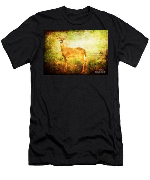 Startled Men's T-Shirt (Athletic Fit)