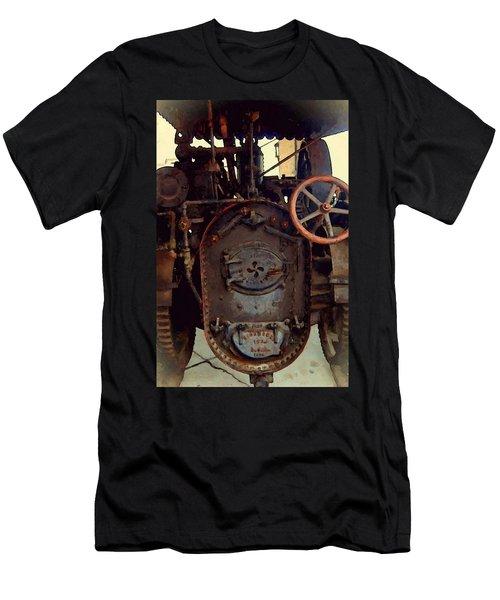 Steam Power Men's T-Shirt (Athletic Fit)