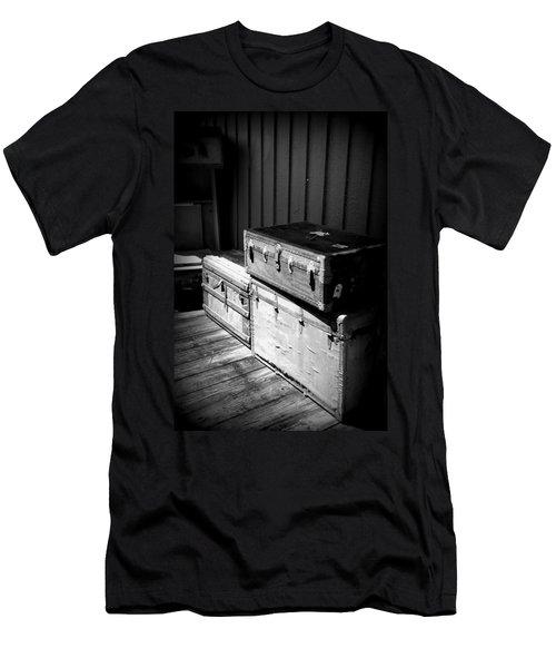 Steamer Trunks Men's T-Shirt (Athletic Fit)