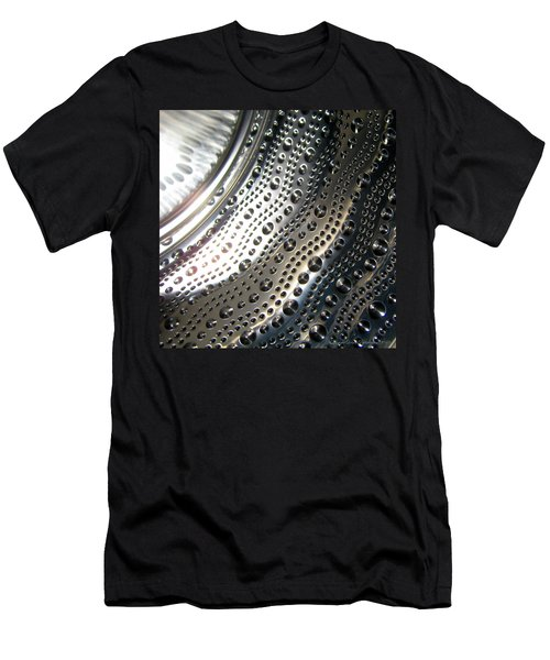 Steel Bubbles Men's T-Shirt (Athletic Fit)