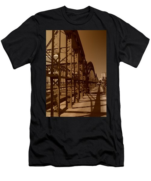 Steel Shadows Men's T-Shirt (Athletic Fit)