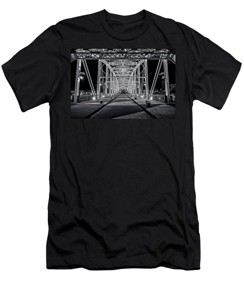Step Under The Steel Men's T-Shirt (Athletic Fit)