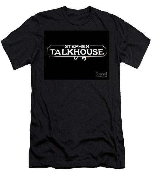 Stephen Talkhouse Men's T-Shirt (Athletic Fit)