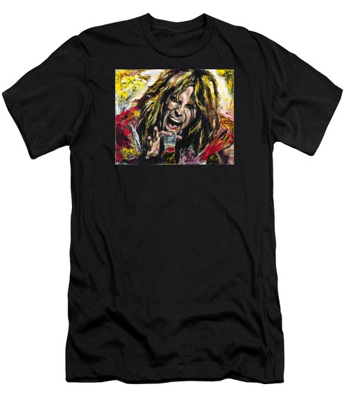 Steven Tyler Men's T-Shirt (Athletic Fit)